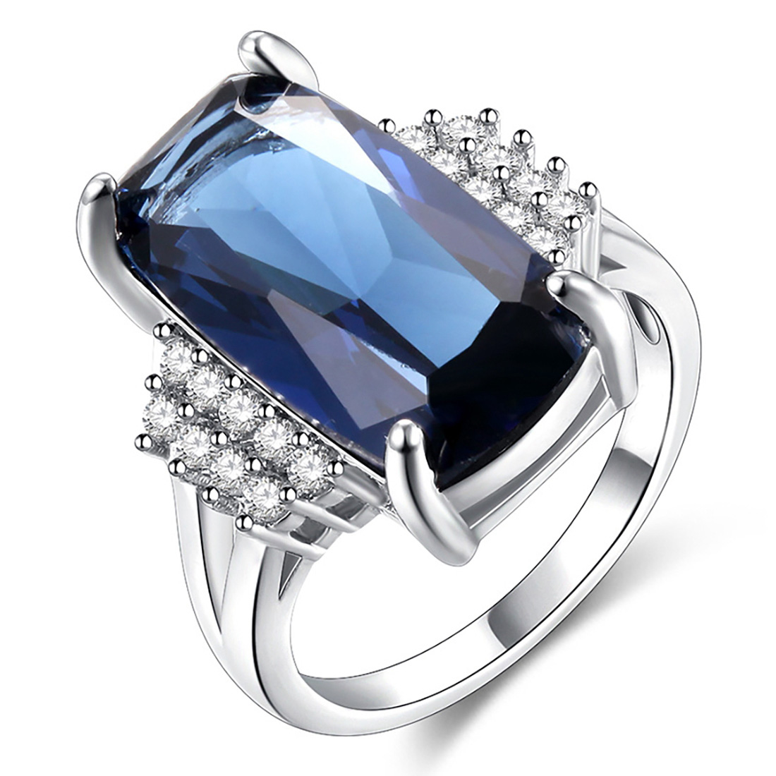 Fashion big stone ring New Big Stone Ring Products Latest Trending Products