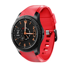 New arrival GW11 Wrist Watch cell Phone 512MB+4GB MTK6572A Smartwatch Support SIM Card WIFI GPS watch phone