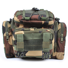 Fly Kayak Fishing Tackle Bag Waist Shoulder Pack Storage Water Resistant Outdoor(China)