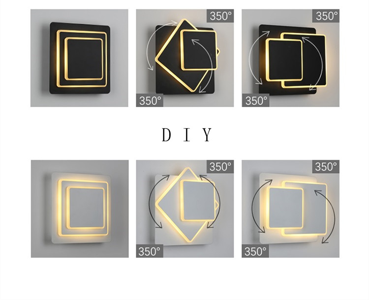Detail feedback questions about art deco lustre led wall sconce