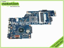 brand new H000038370 laptop motherboard for toshiba C850 L850 GMA HD4000 15.6 screen Mother Board DDR3