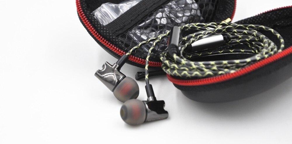 Wooeasy DIY IE800 Earbuds HiFi In-ear Ceramic Earphone Earbud Earbuds Wth Microphone Top Quality HiFi In-Ear Headset 32