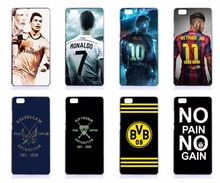 Football Players MESSI Ronaldoinho RONALDO Stephen CURRY Phone Case Covers For Huawei Ascend P7 P8 P9 Lite P9 Plus PC Hard Shell