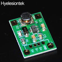 5V DC DC Converter Step Up Power Supply DC-DC Booster Boost Buck Converter Board Step-Up 500MA Voltage Regulator 1V-5V to 5V