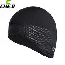 CHEJI Brand Windproof Ciclismo Cycling Caps Winter Fleece Thermal Bike Sport Bicycle Hat Reflective(China)
