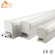 LED Fluorescent Tube T5 T8 Lamp 220V 240V PVC Plastic LED Tube Neon Light 6W 10W 30/60cm LED Wall Lamp Cold White