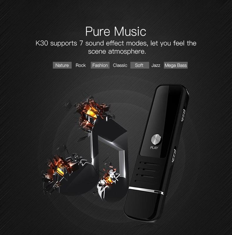 tiny mini digital voice recorder