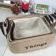 TTLIFE Waterproof Folding Dirty Clothing Laundry Bucket Storage Basket Children's Toys Shoes Sundries Storage Organizer