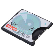 Camera SD SDHC SDXC to High-Speed Extreme Compact Flash CF Type I Memory Card Adapter(China)