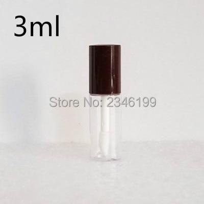 Acheter Lèvres 3ml Tube À Vide Transparent Brillant Glaçure yY67gbfv