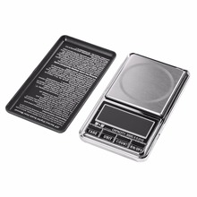 200g/0.01 LCD Digital Scale Pocket Jewelry Diamond  Weight Scale with Tare Function Practical High Precision Measure HOT