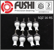 Free Shipping (2PCS) SQZ16RS Rod End Bearings 16mm Bore