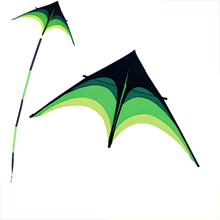 High Quality 2 or 2.8m Huge Delta Kite Toy Parafoil Kites With 10 or 30m Tails for Kids&Adults Beach&Square Sport Beach Toys
