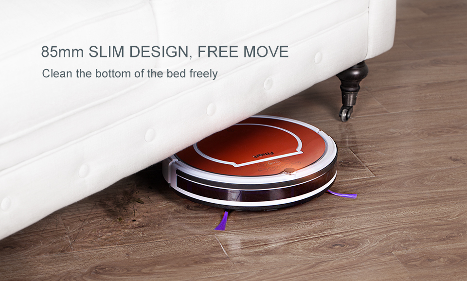 Aspirator ILIFE V5s Pro Robot Vacuum Cleaner (3)
