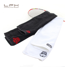 LFH 25X110CM Cotton Sport Towel Multi-purpose Gym Towel Extra Absorbent Fast Drying for Sports Workout Fitness Yoga Towel