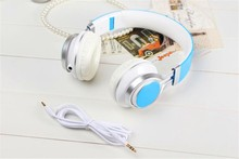 Computer wired headphone EP16 headset mp3 Sport Gaming headset for Media music mp3 office version headphone ep16 with microphone(China)