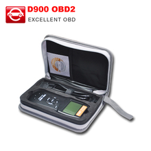 D900 scanner Universal OBD2 EOBD CAN Fault Code Reader Scanner Diagnostic Scan For Any Car