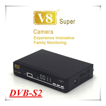 Openbox V8 super DVB-S2 Satellite Receiver Decoder better than openbox Supported Full powervu cccam bisskey IPTV 3G Wi-Fi Lan