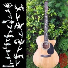 Acoustic Electric Guitar Inlay Sticker Copy Fret Board Sticker - Tree of Life(China)