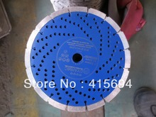350x12x25.4-20mm holes in blank cold press segment diamond saw blade for bricks, granite,marble and concrete.(China)
