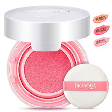 Fashion Air Cushion Blush Women Makeup Tools Face Care Rough Bubble Blusher Cream Make Up 3 Beauty Color