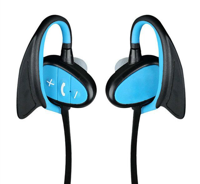 More Sport Bluetooth Waterproof Sweatproof IPX7 Earphones Sports