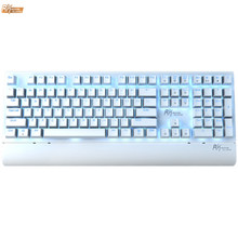 Wired Type and Standard Mechanical Keyboard USB LED Gaming keyboard Ergonomics Style China manufacturer