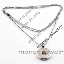 A00901 OEM ,ODM welcome newest stainless steel chain  necklace