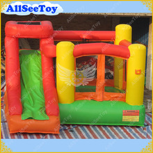 Strong Commercial Quality Bounce House Slide Comb, Bouncy Castle for Sale,Jumping Castle include Air Blower(China)