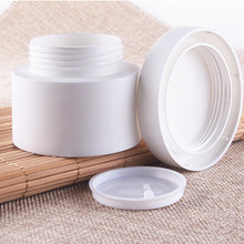 10pcs/lot 5g 10g 30g 50g 80g PP  Plastic Cosmetic Jar for Scrub, Plastic box, Cosmetic Container, Cream Jar ,Jar for Scrub