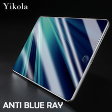 Anti Blue Light Tempered Glass Screen Protector For i Pad Air Air 2 For i Pad Mini 2 3 4 Anti Blue Ray Toughened Glass Film(China)