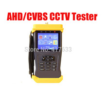 "Frees shiping New Product Pro Security AHD Hybrid CCTV Tester,3.5"" TFT CCTV Camera Video PTZ Test Tester High-Quality Brand NEW(China)"