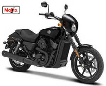 Maisto 1:12 Harley 32333 2015 STREET 750 MOTORCYCLE BIKE Model FREE SHIPPING WITH TRACKING NUMBER