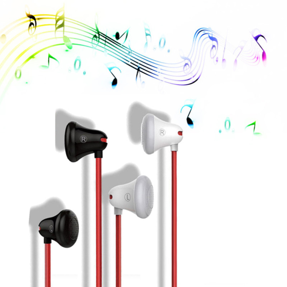 Original Mrice E100 Fashion In Ear Wireless Stereo Music Earphone without mic for Samsung iPhone HTC Free Shipping<br><br>Aliexpress