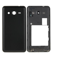 New Middle Frame Housing Chassis Bezel Frame + Battery Back Door Cover  For Samsung Galaxy S2 i9100 free shipping