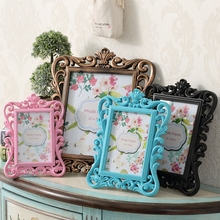 "6""7""8""10"" Picture Frame Children's Wedding Photo Frames Desktop Decoration Hang The Wall Home Decor Beautiful pattern Plexiglass"