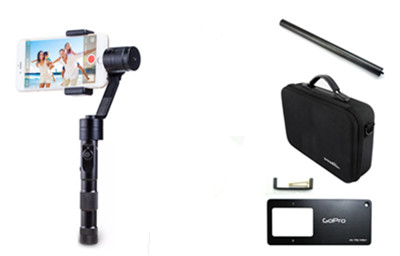 Zhiyun Z1-Smooth-C+ Handheld Edition Phone Stabilizer Smartphone Gimbal With Case Remote Tube Mount For Gopro 4 Camera F16638-AB<br><br>Aliexpress