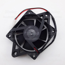 ATV Electric Radiator Cooling Fan For Chinese 200cc 250cc Quad ATV Go Kart Buggy Dirt Bike Motorcycle 4 Wheeler(China)