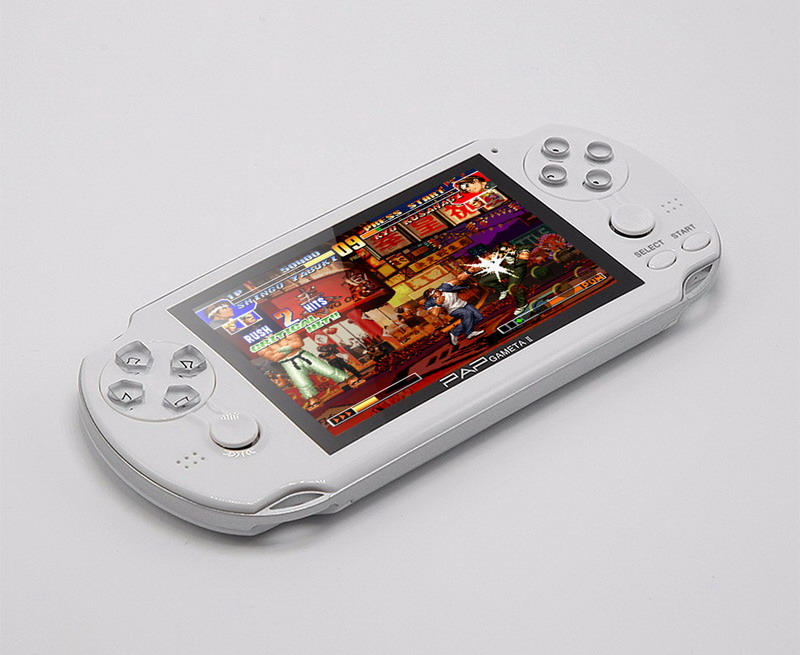 HTB1CBu7bgn.PuJjSZFkq6A lpXaw - 4.3'' Video Game Console 64Bit Handheld Game Console Built-in 1300/650 games for GBA/CPS/NEOGEO/SNES/SMD/FC/GBC/SMS/GG mp5