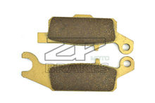 Brake Pads For ATV YAMAHA YFM 550 FGY/Z/A/B/D/E 4WD Grizzly Auto Fi 2009-2014 10 11 12 13 Front(Right) OEM New