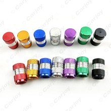 1000pcs Aluminum Alloy Car Motorcycle Truck Wheel Tire Valve Stem Caps Dust Covers 7-Color Black/Red/Green/Blue/Silver  #CA5487