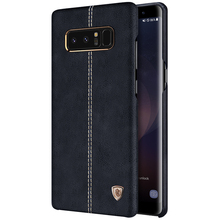 NILLKIN Brand sFor Samsung Galaxy Note 8 Case Business series PU Leather Back Cover Case For Samsung Galaxy Note 8(China)