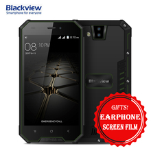"Blackview BV4000 IP68 Waterproof Smartphone 4.7""HD IPS Android 7.0 Quad Core 1GB RAM 8GB ROM 8MP Dustproof Cell Phone GPS Phone(China)"