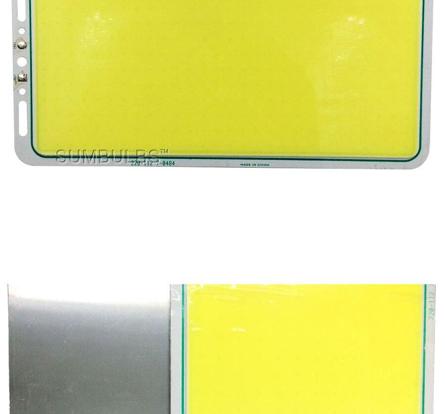 200w led cob light lamp bulb 12v chip on board (2)