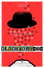 Min.order is $10(mix order)Exclusive A Clockwork Orange ACO19 Waterproof Personalized laptop skins stickers[Single](China)