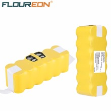 For iRobot Roomba 14.4V 3500mAh Vacuum Cleaner Rechargeable Battery Pack Replacement Ni-MH for 500 550 560 600 650 700 780 800