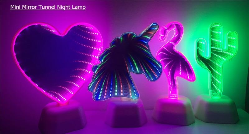 tunnel led lamp01