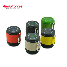 AudioForces Bluetooth Speaker Wireless Speakers Mini Portable Speaker With Strong Bass Portable Audio Player Support TF Card(China)