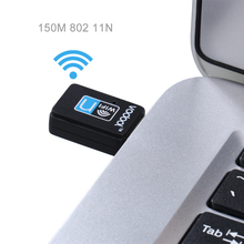 USB Wifi Wireless Network Adapter 150Mbps Wifi Receiver External 2dBi Smart Wifi Antenna Wireless Network Card Adapter Hot Sale(China)