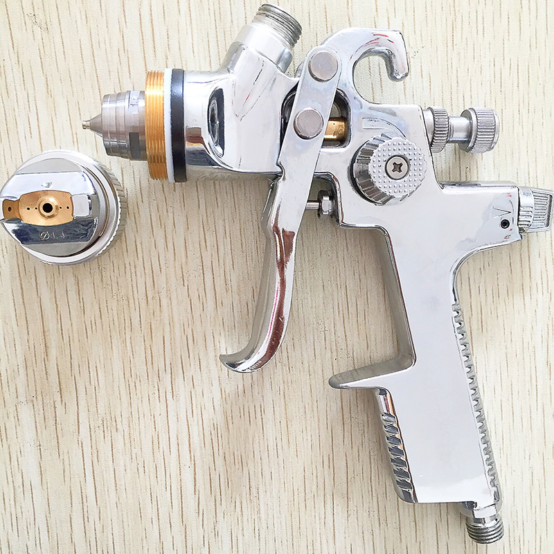 SAT0089 free shipping professional diy spray gun paint airbrush spray gun for car painting air pneumatic machine tools<br><br>Aliexpress